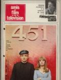 Amis Du Film Et De La Télévision Magazine [France] (April 1967)