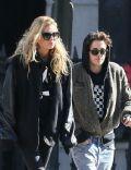 Stella Maxwell and Kristen Stewart