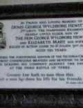 Dennis George Wyldbore Hewitt