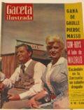 Gaceta Ilustrada Magazine [Spain] (21 June 1958)