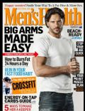 Joe Manganiello on the cover of Mens Health (Australia) - November 2012