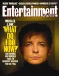 Michael J. Fox on the cover of Entertainment Weekly (United States) - October 1993