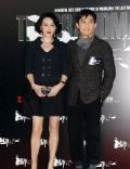 Tony Chiu Wai and Carina Lau