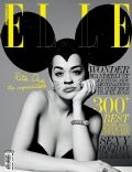 Rita Ora on the cover of Elle (Indonesia) - June 2013