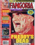 Robert Englund on the cover of Fangoria (United States) - October 1991