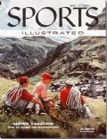 on the cover of Sports Illustrated (United States) - July 1955