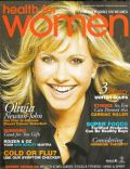 Olivia Newton-John on the cover of Health For Women (United States) - December 2009