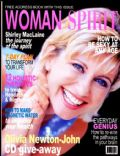 Olivia Newton-John on the cover of Woman Spirit (Australia) - January 2001