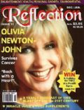 Olivia Newton-John on the cover of Reflection (Australia) - December 1998