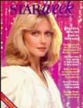 Olivia Newton-John on the cover of Starweek (United States) - April 1980