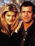 Mel Gibson and Rene Russo
