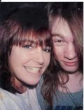 Adriana Smith and Axl Rose
