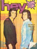 Hey Magazine [Turkey] (17 April 1974)