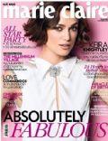 Marie Claire Magazine [Thailand] (December 2011)