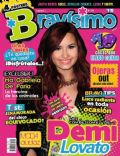 Demi Lovato on the cover of Bravisimo (Venezuela) - April 2012