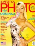 Karolina Kurkova on the cover of American Photo (United States) - December 2002