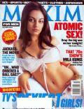 Maxim Magazine [United States] (October 2002)