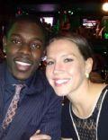 Jrue Holiday and Lauren Cheney