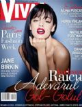 Andreea Raicu on the cover of Viva (Romania) - November 2011