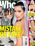 Who Magazine [Australia] (14 November 2011)