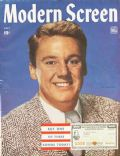 Van Johnson on the cover of Modern Screen (United States) - July 1944