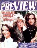 Farrah Fawcett, Jaclyn Smith on the cover of Preview (United States) - April 1977