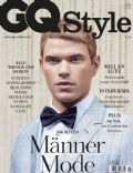 Kellan Lutz on the cover of Gq Style (Germany) - June 2014