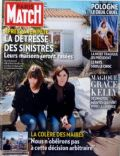 Paris Match Magazine [France] (15 April 2010)
