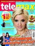 Joanna Koroniewska on the cover of Tele Max (Poland) - July 2012