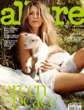 Blake Lively on the cover of Allure (South Korea) - April 2013