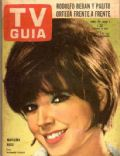 Marilina Ross on the cover of Radiolandia (Argentina) - June 1966