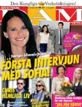Svensk Damtidning Magazine [Sweden] (8 September 2011)