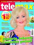 Katarzyna Zak on the cover of Tele Max (Poland) - July 2011
