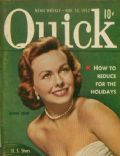Jeanne Crain on the cover of Quick (United States) - November 1952