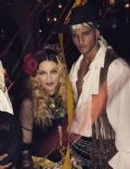Madonna and Kevin Sampaio