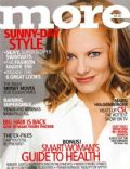 Marg Helgenberger on the cover of More (United States) - May 2003