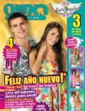 Juan Pedro Lanzani, Mariana Espósito on the cover of Rosh 1 (Israel) - September 2009