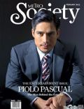 Metro Society Magazine [Philippines] (February 2012)