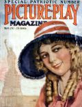 Mary Pickford on the cover of Picture Play (United States) - September 1917