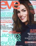 Cindy Crawford on the cover of Eve (United States) - March 2003