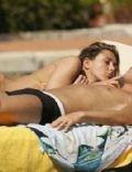 Cristiano Ronaldo and Karina Ferro