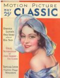 Maureen O'Sullivan on the cover of Motion Picture Classic (United States) - May 1931