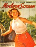 Modern Screen Magazine [United States] (July 1938)