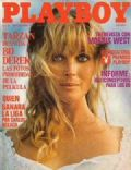 Bo Derek on the cover of Playboy (Spain) - September 1981