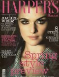 Harper's Bazaar Magazine [United Kingdom] (February 2007)