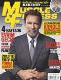 Arnold Schwarzenegger on the cover of Muscle and Fitness (Turkey) - January 2013