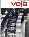 Artur da Costa e Silva on the cover of Veja (Brazil) - December 1968