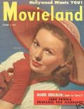 Jeanne Crain on the cover of Movieland (United States) - September 1949