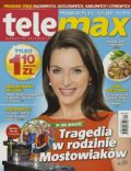 Tele Max Magazine [Poland] (7 November 2011)