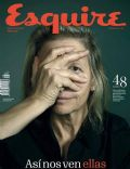 Annie Leibovitz on the cover of Esquire (Spain) - January 2012